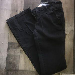 """Black """"dress"""" pants"""